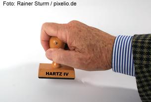 Halle: Hartz IV total