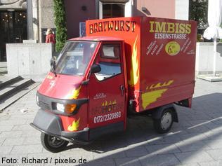 Fiese Kriese: Imbiss gerettet!