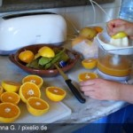 Bio-Orangen mit böser Überraschung