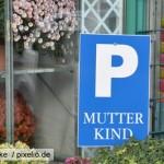 Sonderparkplatz