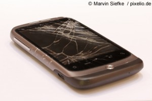 Neues Patent: Handy stumm durch draufhauen