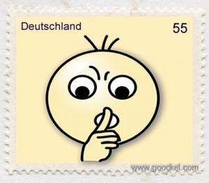 Briefmarke_Schweigen
