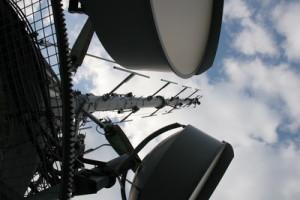 DVB-T Sendemaste