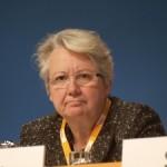 Bildungsminsterin Anette Schavan