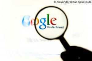 Google nutzt Pagerank für Ergebnisse