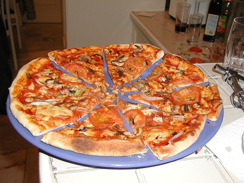 Skandal: Zucker in Pizza