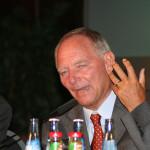 Staatsfinanzen im Griff: Wolfgang Schäuble
