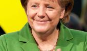 Merkel kann Entertainemt